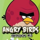 Angry Birds Tattoos Icon