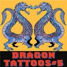 Dragon Tattoos Icon