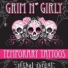 Grim Girly Tattoos