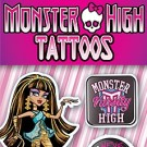 Monster High Tattoos - Icon