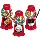 Sports Fan Gumball Machines