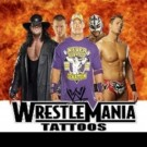 WWE Tattoos