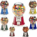 "Classic ""Bubble"" Gumball & Candy Machine"
